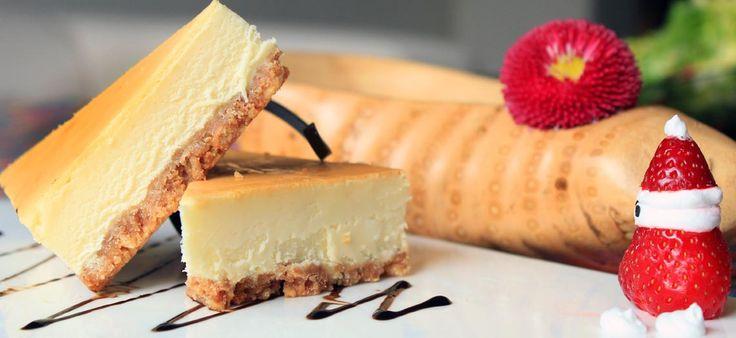 Cheesecake καραμέλα (Toffee Dream)