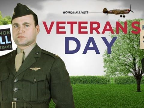 Bet You Didn't Know: Veterans Day. A short video explanation of the holiday from The History Channel. (2:12)
