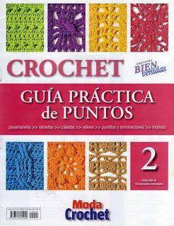 Tina's handicraft : crochet stitch No2 - book