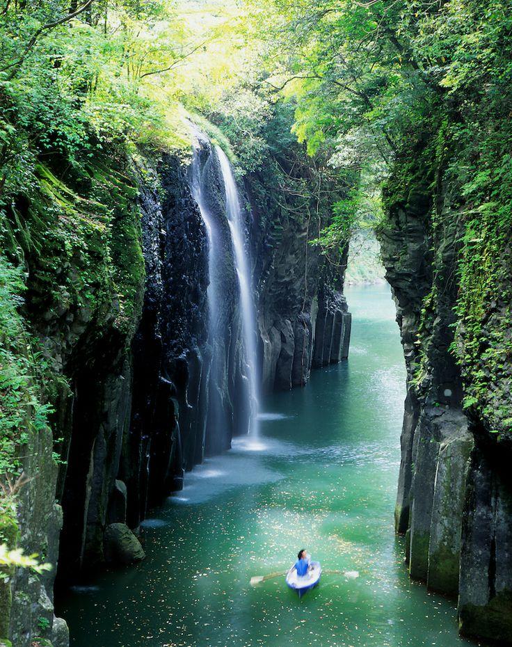 Image result for Takachiho Gorge
