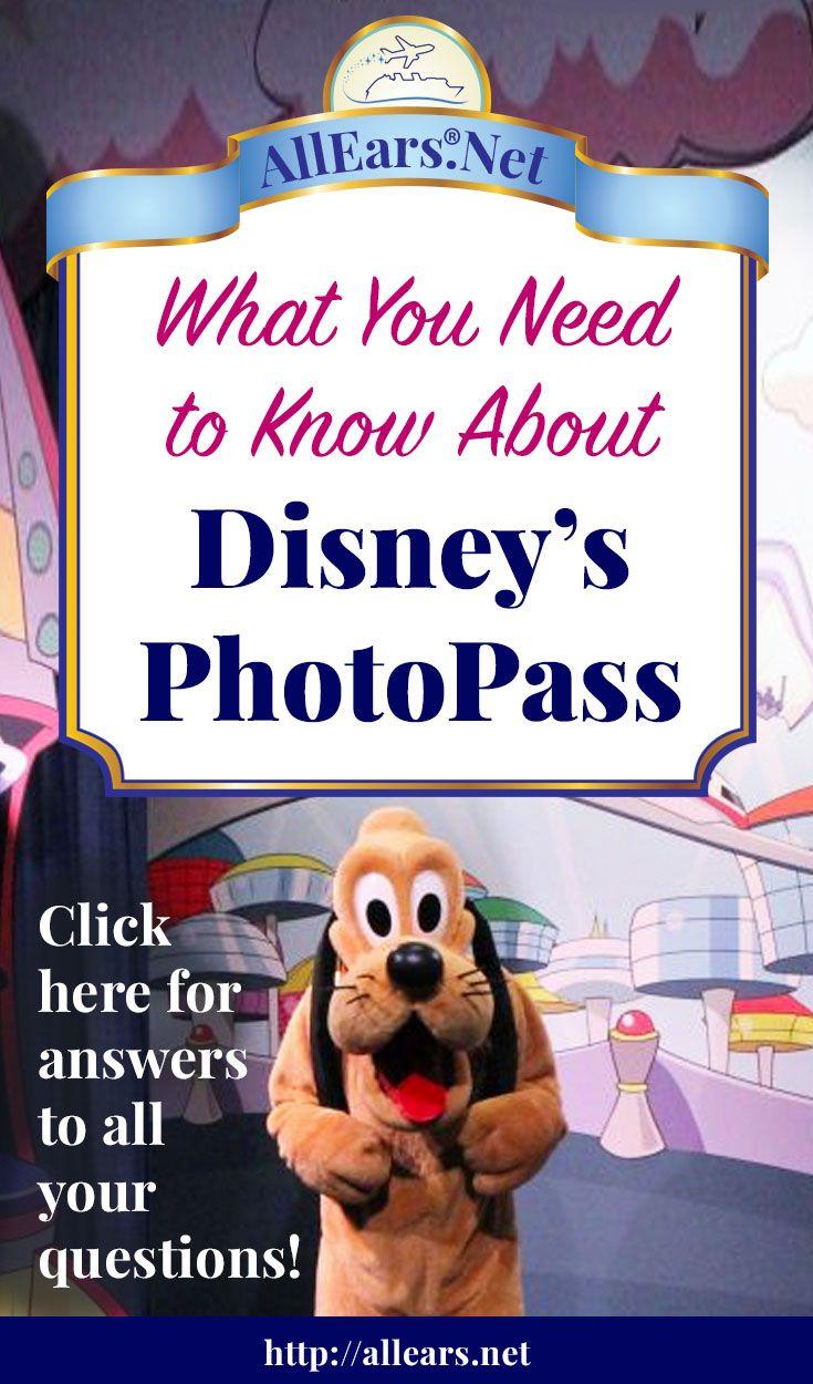 Understanding Disney's PhotoPass | Disney Photography | AllEars.Net