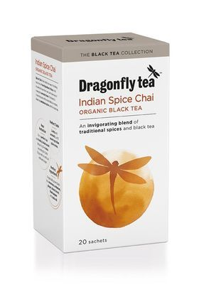 Dragonfly Traditional Indian Chai Te