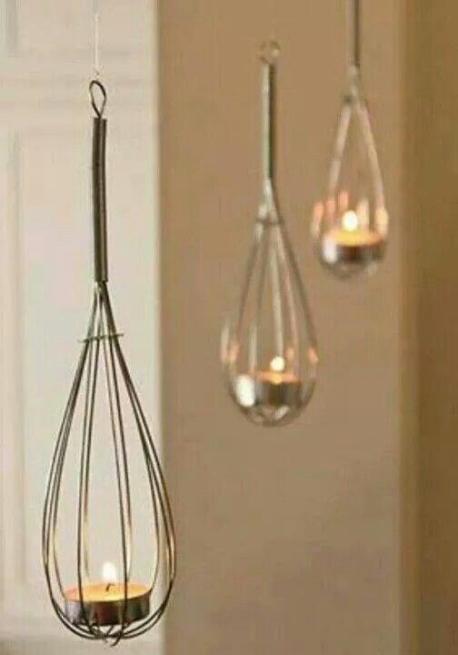 whisk candles