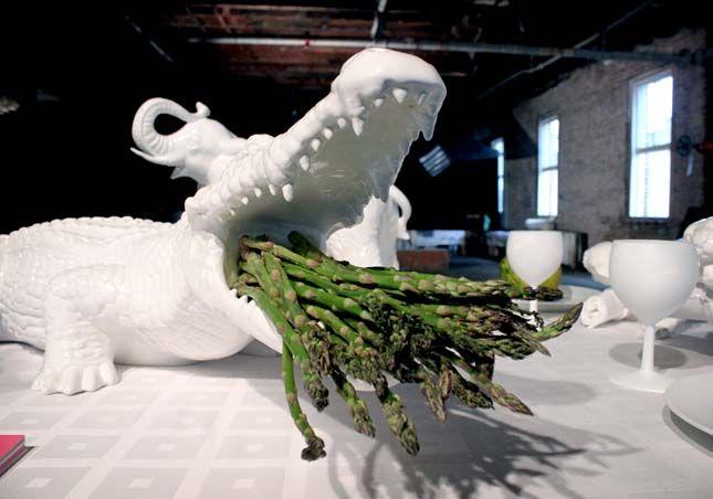 NEW YORK DESIGN WEEK 2012 - Model Citizens: White Animal Life - Emilie Kroner - Core77