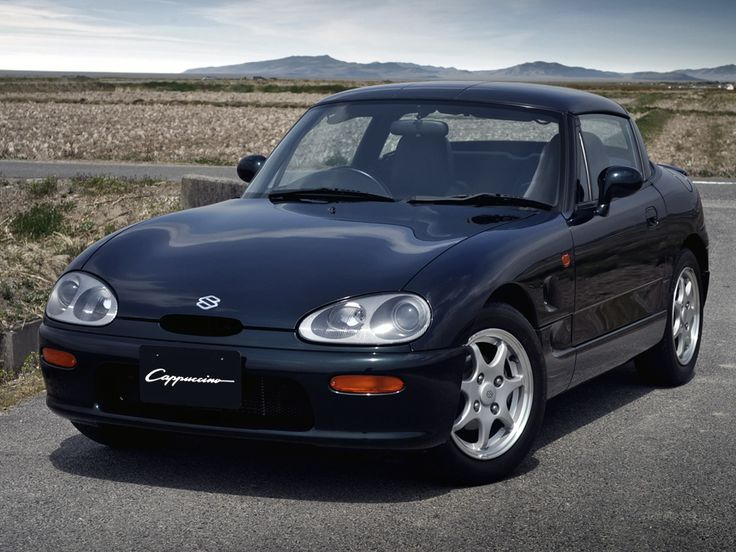 80 best suzuki cappuccino images on pinterest   cappuccinos, cars
