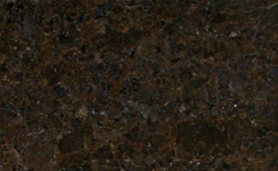 Brown Granite Countertops Brown Suede Is From Brazil It