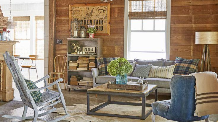 550 best Living Rooms images on Pinterest | White living ...
