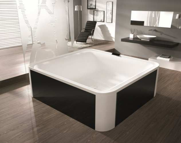 die besten 25 hoesch badewanne ideen auf pinterest badewannen eingebaute badewanne und. Black Bedroom Furniture Sets. Home Design Ideas