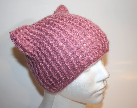 pussyhat pink by 4craft4 on Etsy