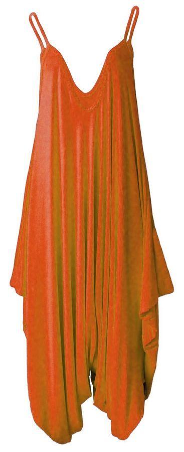 56f0a6addcf New Ladies Cami Lagenlook Romper Baggy Harem Jumpsuit Playsuit Dress Plus  Size Romper Baggy Lagenlook