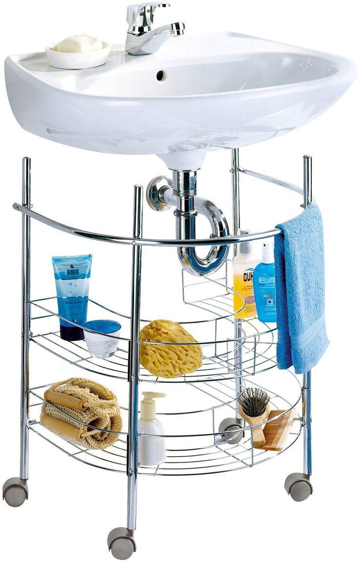 wenko waschbecken unterregal jetzt bestellen unter - Wenko Handtuchhalter Dusche