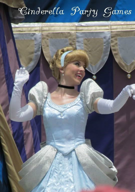 Bring the Fairy Tale to Life with Cinderella Party Games for Kids
