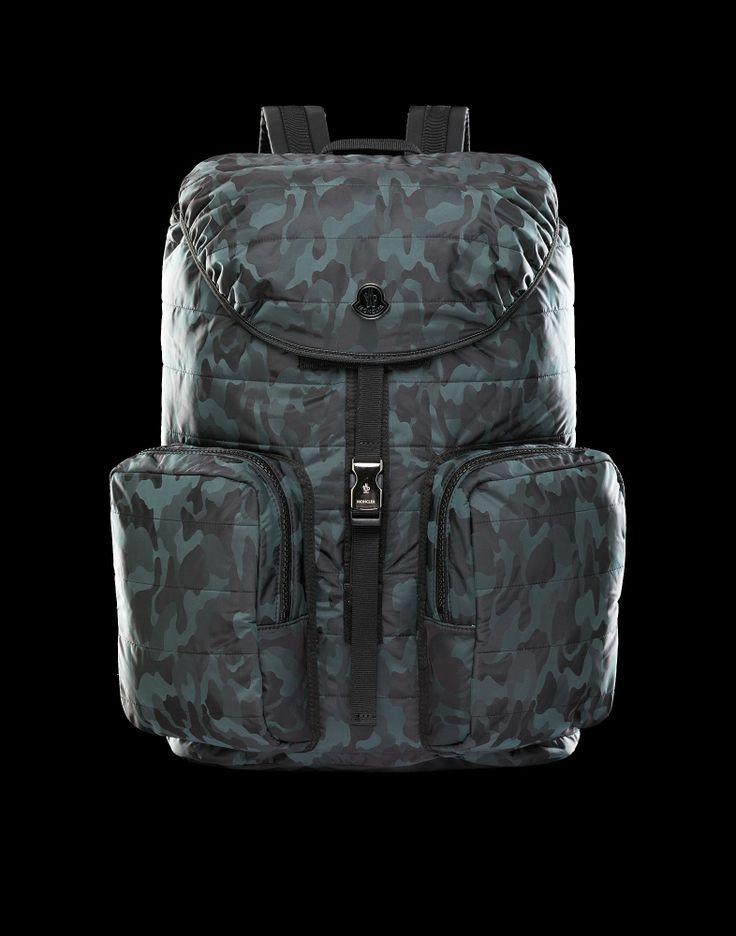 Backpack Men - Handbags Men on Moncler Online Store
