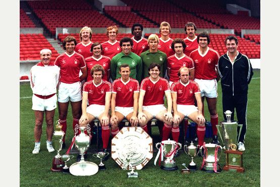Nottingham Forest glory years