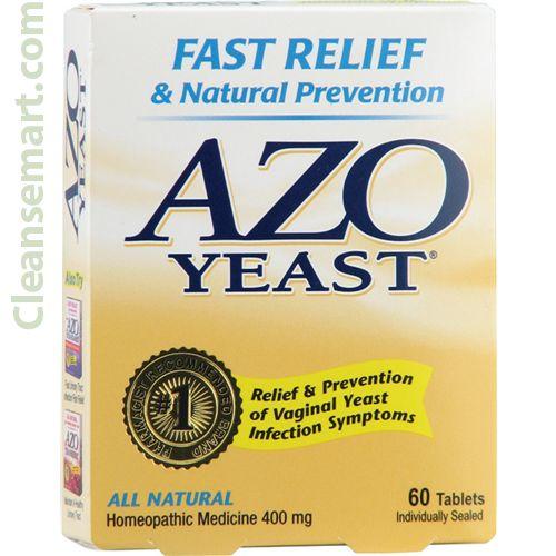 Azo yeast pregnancy