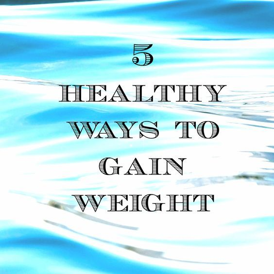 5 Healthy Ways to Gain Weight - http://www.sofabfood.com/5-healthy-ways-to-gain-weight/ For some people, gaining weight is harder than you think! If you're struggling to put on a few pounds, here are 5 healthy ways to gain weight that you will find useful on your journey to becoming healthier and stronger.  Believe it or not, gaining weight for some people can be just as hard ...