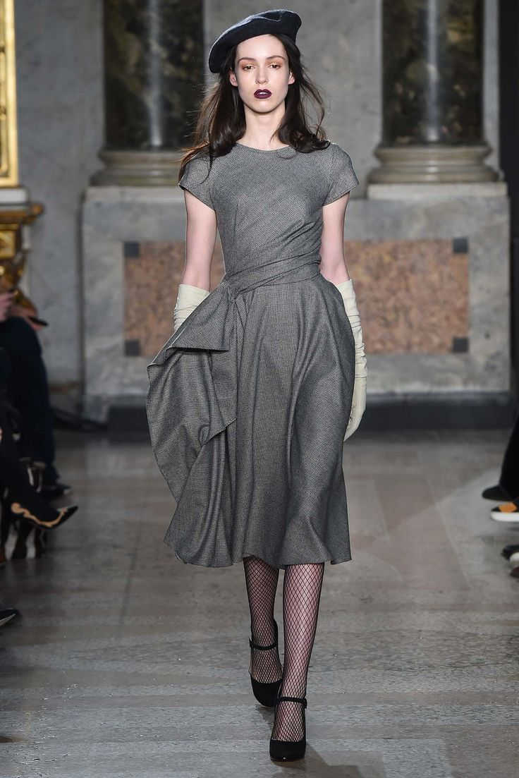 Luisa Beccaria Fall 2015 Ready-to-Wear - Collection