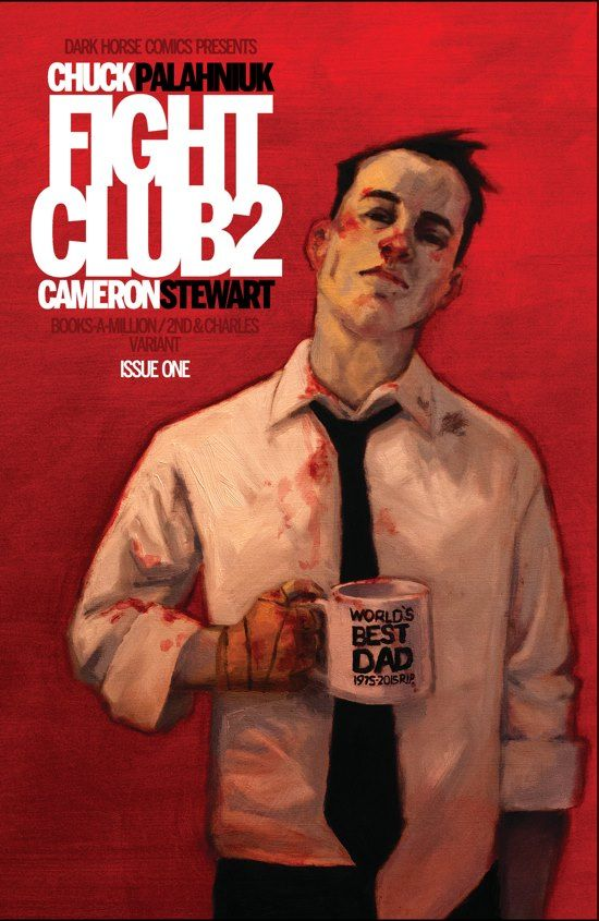 119 best fight club images on pinterest fight club 1999 fight fight club 2 1 variant cover by chip zdarsky malvernweather Image collections