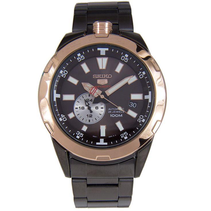 Seiko 5 Sports Automatic Watch SSA174K1 buy seiko watch online sale international warranty free shipping to USA Singapore Canada New Zealand Australia