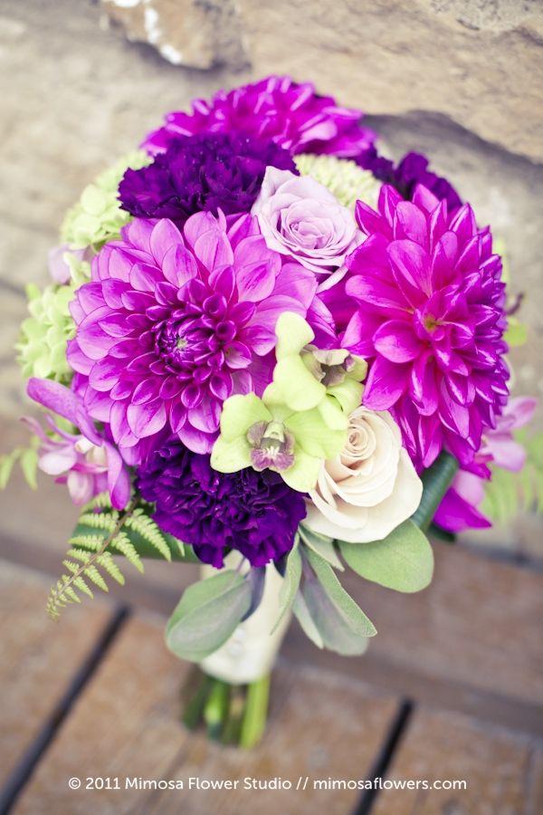 196 best Dahlia ideas for bouquets images on Pinterest Bridal