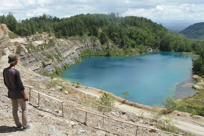 Riwayat Ledakan Tambang Batubara Sawahlunto
