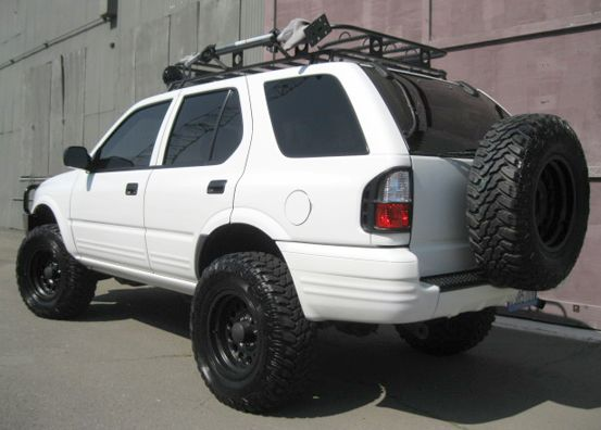 2000 Isuzu Rodeo | Automobiles | Pinterest | Rodeo, 4x4 and Cars