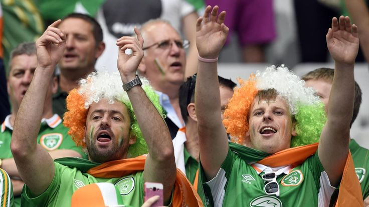 Euro 2016 Daily: Irish fans to get medal for Paris craic
