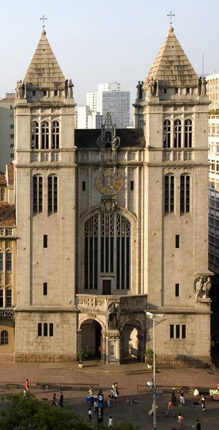 Mosteiro de São Bento // São Paulo.