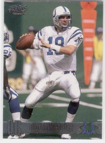 1998 Pacific #181 Peyton Manning RC - Indianapolis Colts - (RC - Rookie Card) - Limited Quantities Available!! - RARE! by Pacific. $19.99