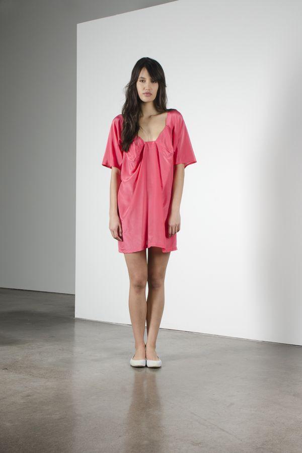 Power Mad dress - pink