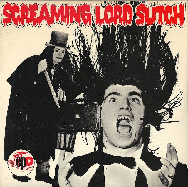 Screaming Lord Sutch - Jack The Ripper