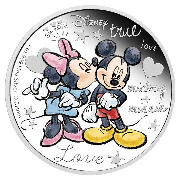 Crazy in Love - an ideal limited edition gift in silver for that special some-one. www.minted-uk.com