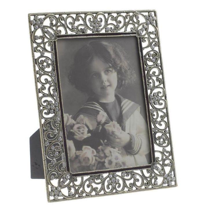 Photo Frame 10x15 cm - Frames Metal - FRAMES-ALBUMS - inart
