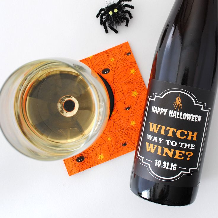 1000 images about halloween on pinterest for How to create your own wine brand