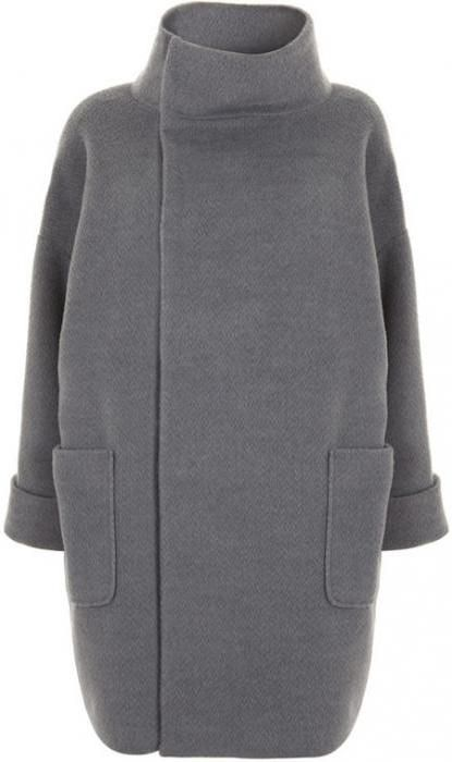 как сшить пальто кокон выкройка