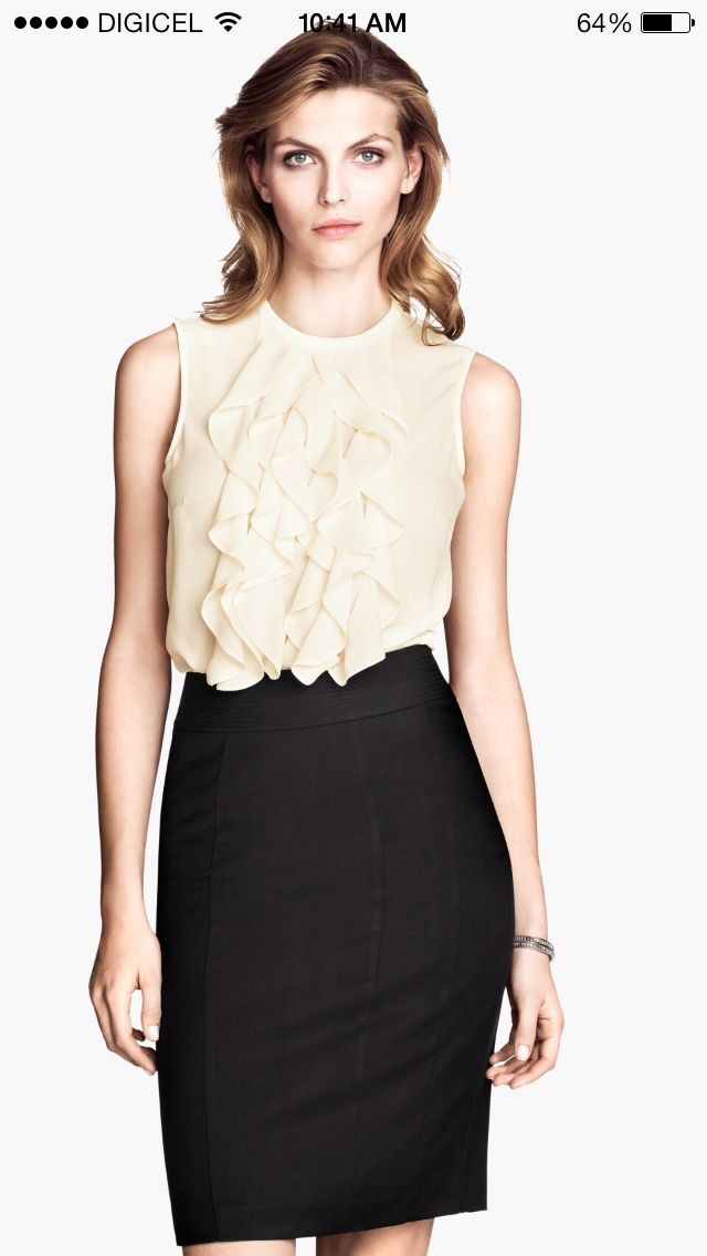 Loooove. This is from H&M