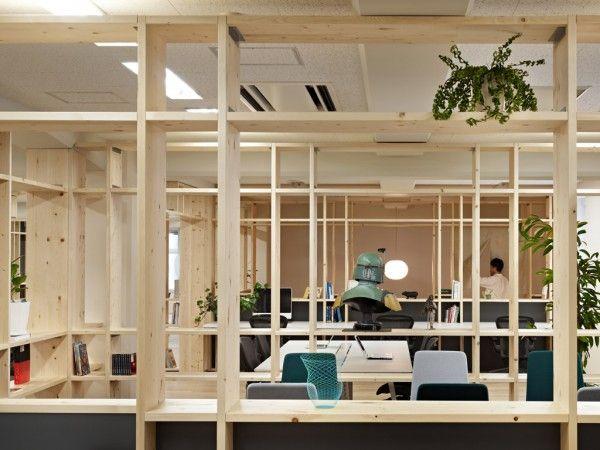 TORAFU ARCHITECTS 1→10design 京都オフィス