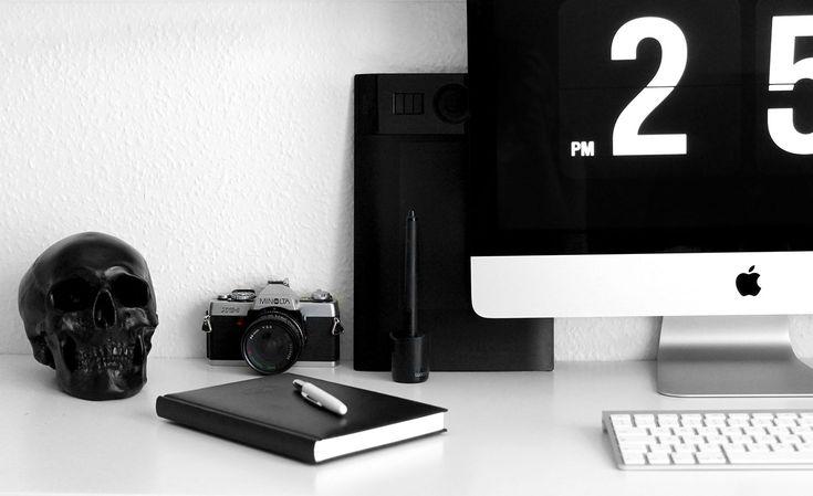 Hvordan bliver man grafiker? (how to become a graphic designer) - Katarina Natalie