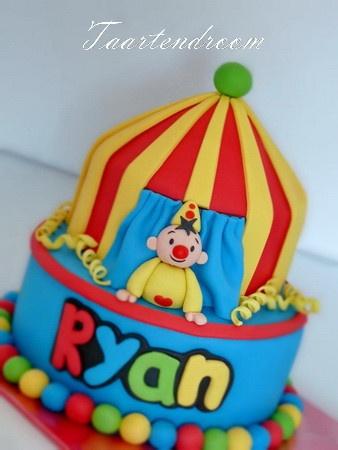 Bumba Circus Cake