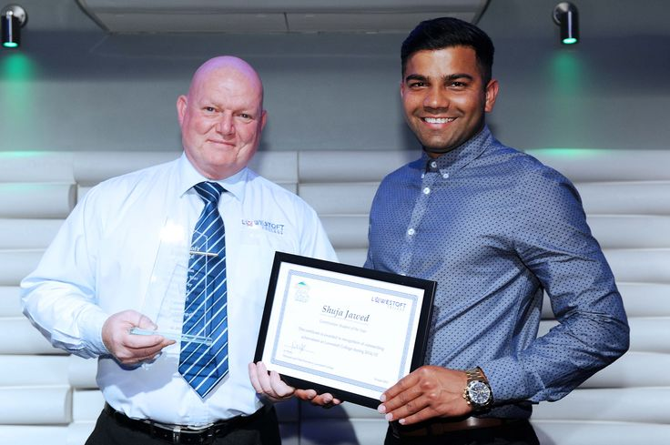 Shuja Jawed Construction Student of the Year Sponsored by Total Build