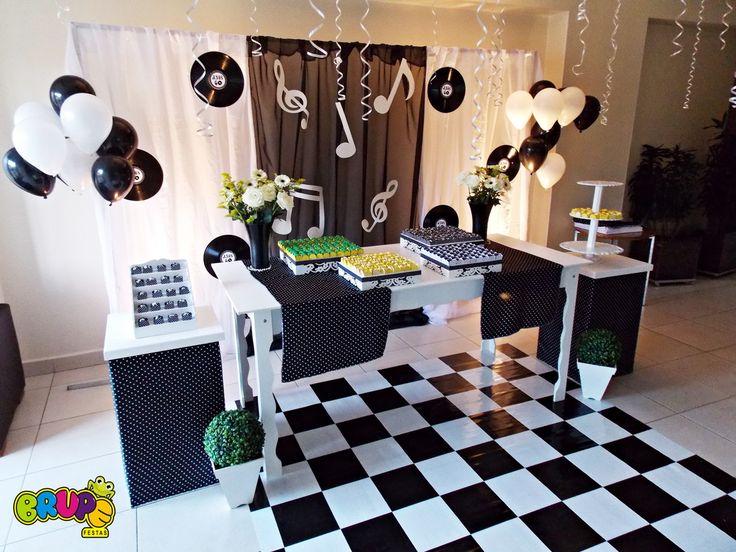 Festa Anos 60 | Brupe festas | Elo7