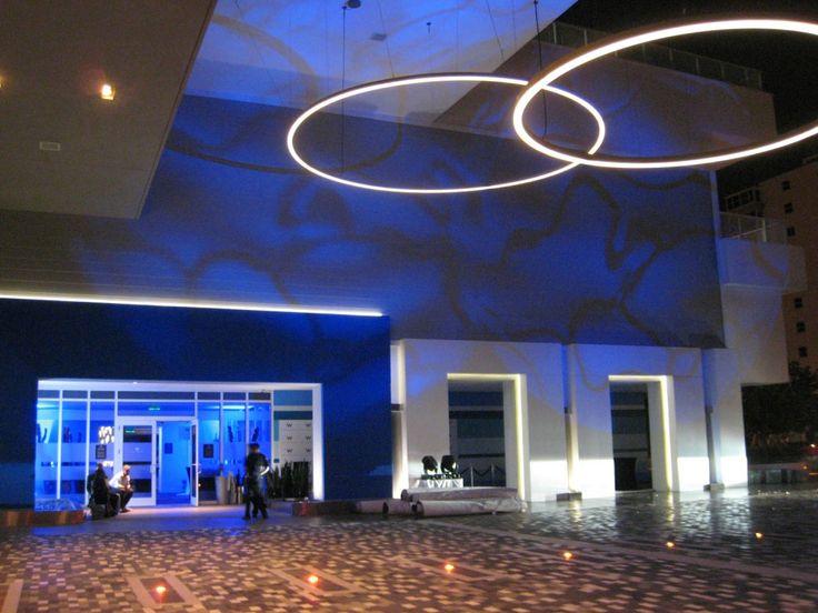 Hotel alliance lighting