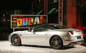Ferrari California T launched in Dubai