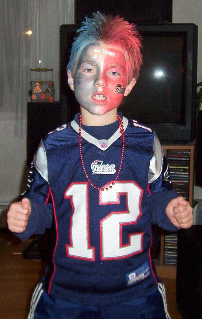 New England Patriots Tailgater Costume (With images