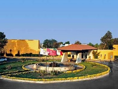 Pachuca Gamma Pachuca Mexico, North America Ideally located in the prime touristic area of Pachuca, Gamma Pachuca promises a relaxing and wonderful visit. The hotel offers a high standard of service and amenities to suit the individual needs of all travelers. Take advantage of the hotel's free Wi-Fi in all rooms, 24-hour front desk, facilities for disabled guests, express check-in/check-out, luggage storage. Each guestroom is elegantly furnished and equipped with handy ameniti...