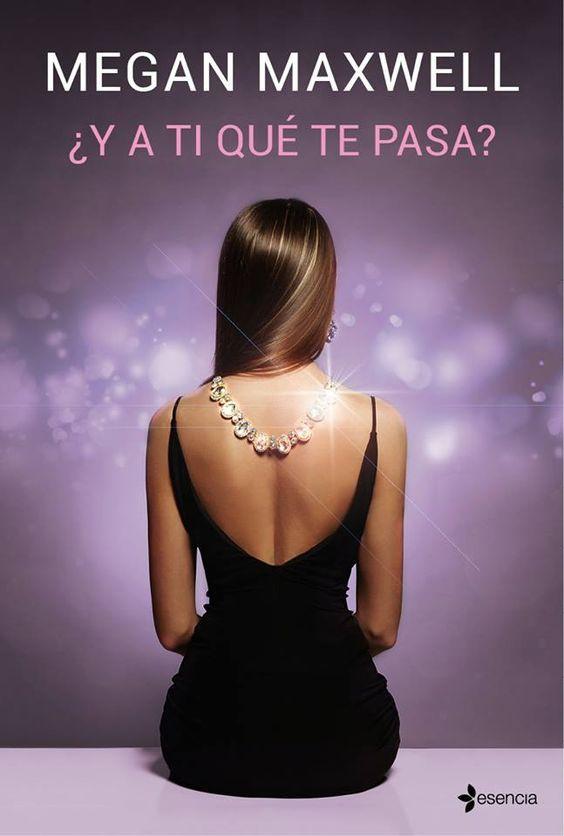El dia de ayer 7 de noviembre en la presentación en Madrid de Yo soy Eric Zimmerman, MeganMaxwelldio a saber que publicará un spin-off de ¿Y a ti qué te importa? titulado ¿Y a ti quéte pasa? a p…
