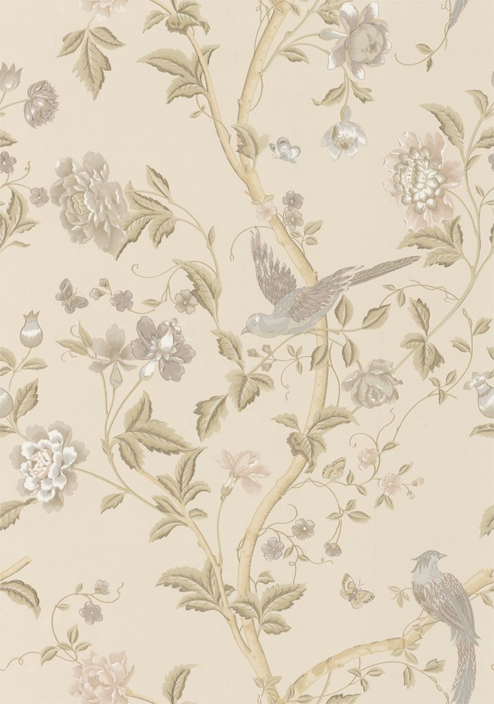 interior wallpapers for home summer palace taupe ivory wallpaper by 18997