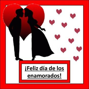 Spanish Valentineu0027s Day Lesson: 50 Love Expressions, Go Fish Game,  Classroom Decorations,