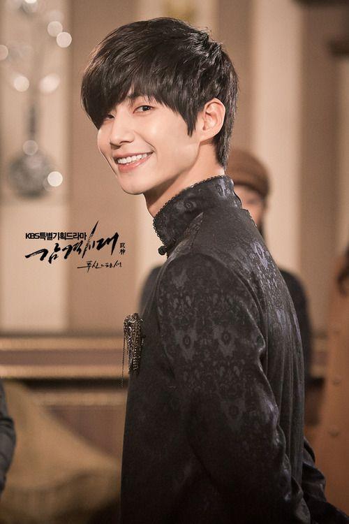 Сон Чжэ Рим 송재림 Song Jae Rim as Leader Mo Il Hwa \ Эпоха чувств 2014 감격시대 : 투신의 탄생 Age of Feeling
