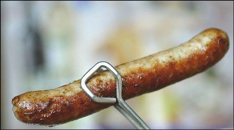 Bratwurst mit Majoran selber machen bei Selber Wursten | Wurst und Schinken selber machen